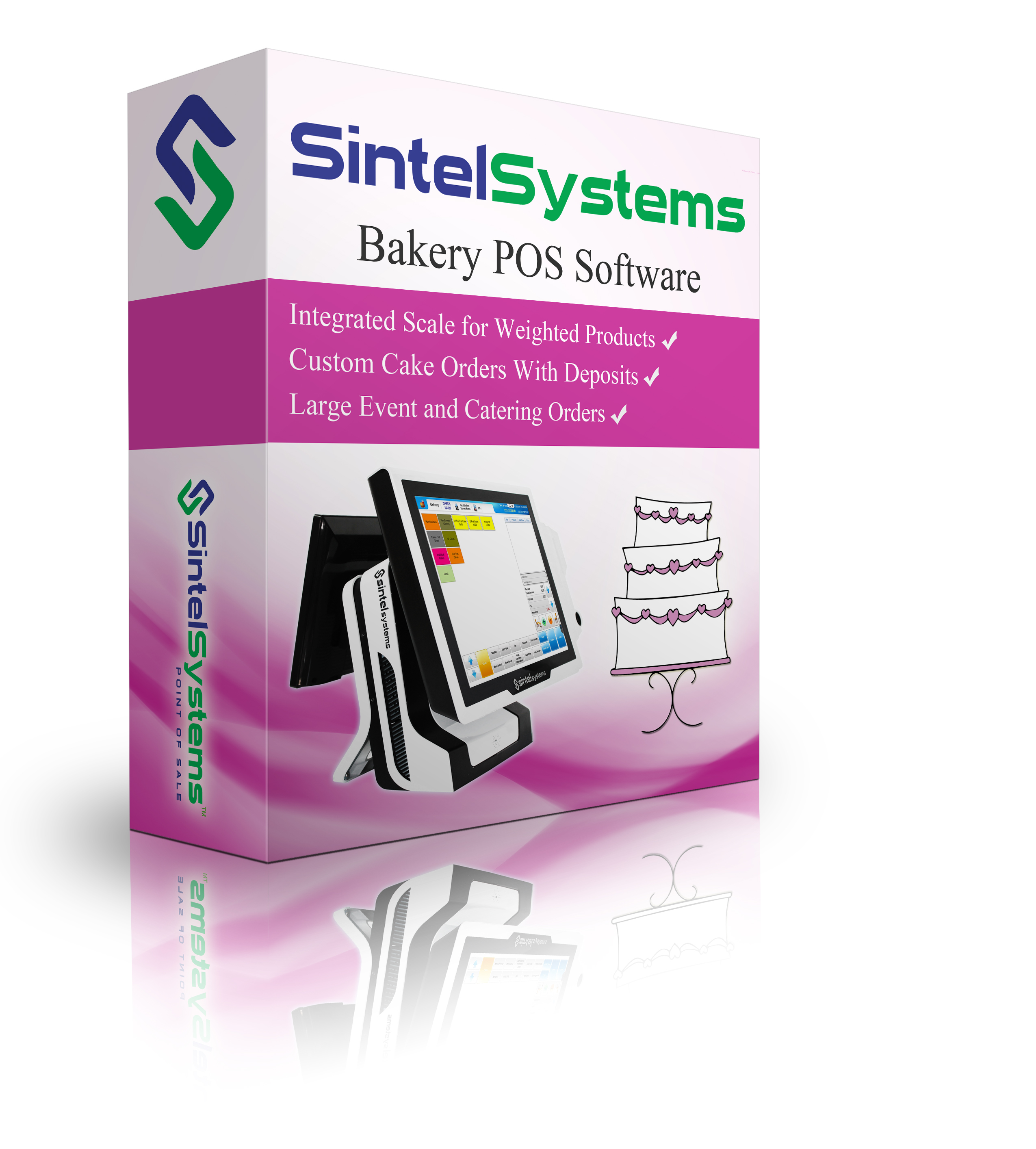 Bakery POS Software