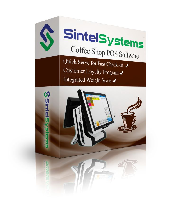 Coffee Shop POS Software