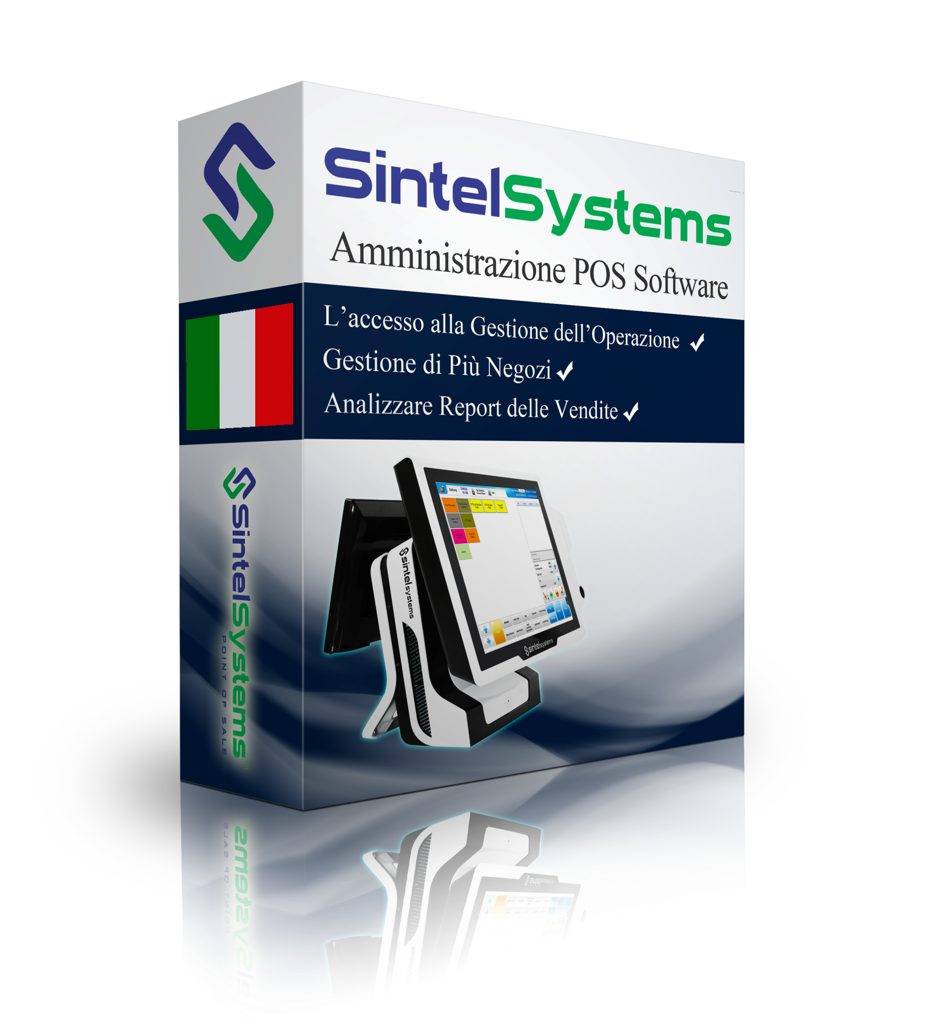 Back Office POS Software
