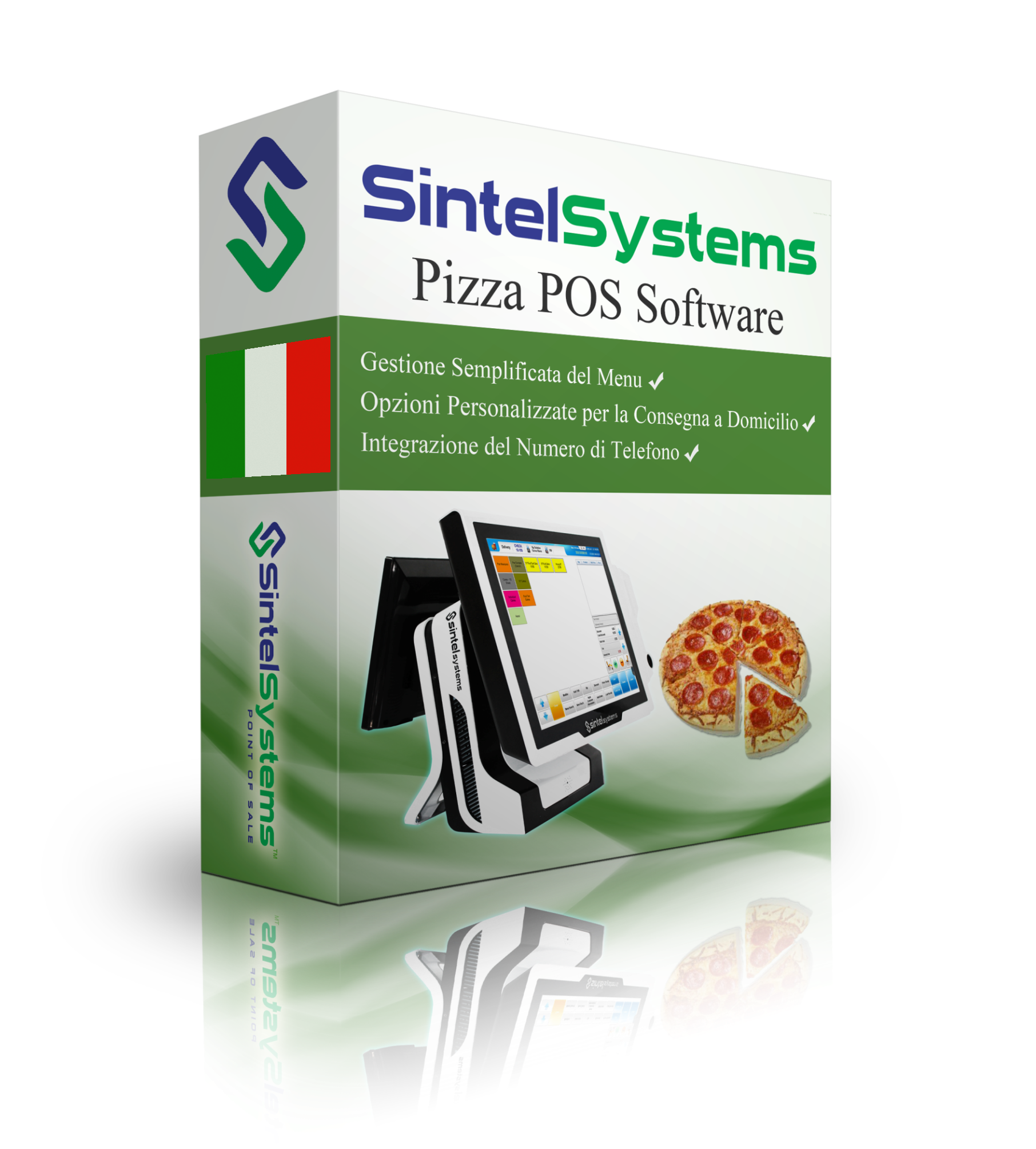 Pizza POS Software